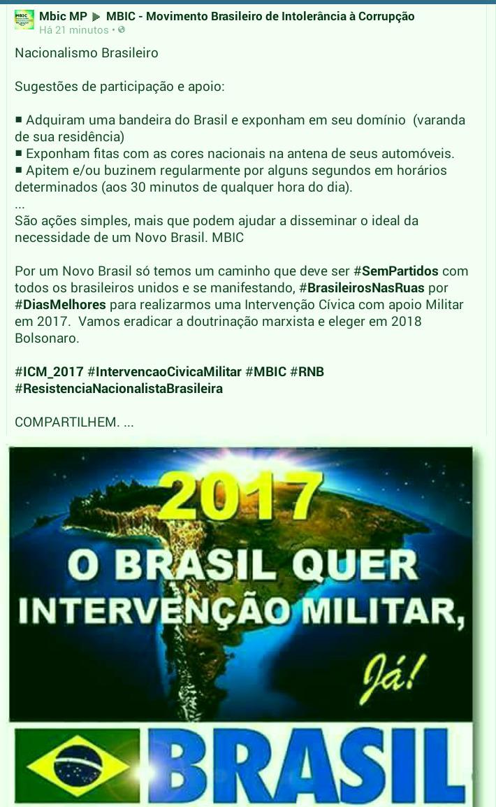 UM NOVO BRASIL Nacionalismo Bra - mangapodre | ello