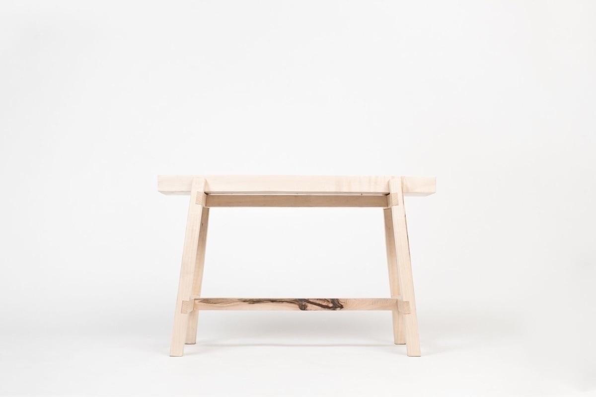 minimalist profile solid maple  - a-framedesign   ello