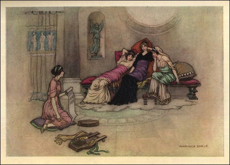 Criseyde Maidens Listening Read - jc-arts | ello
