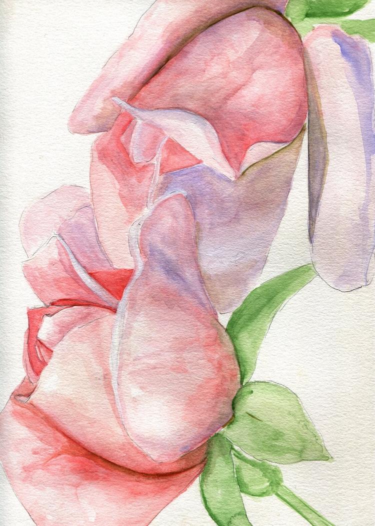 Besotted Watercolor Gouache Pap - havekat | ello