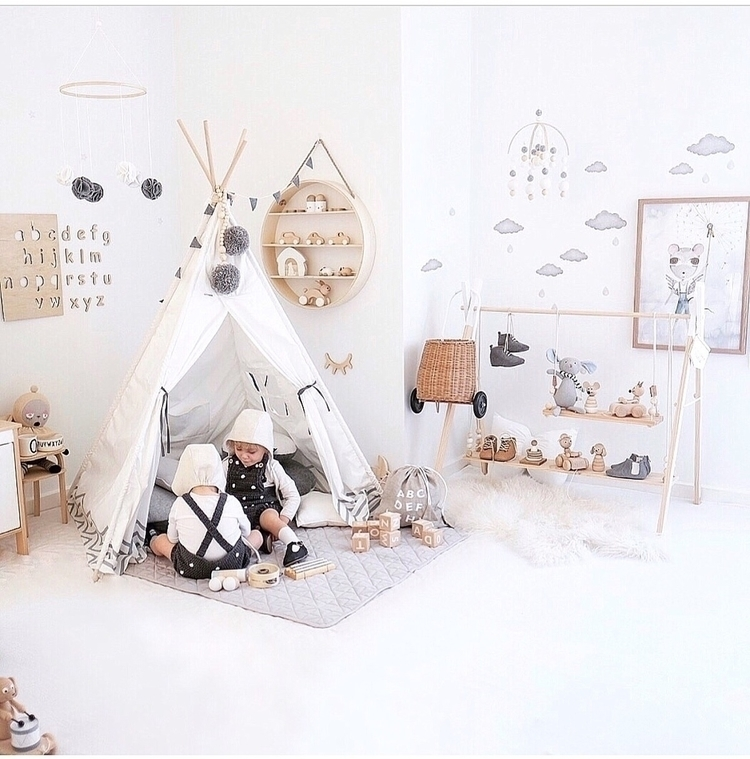 Play room envy! Featuring White - love_ellie_au_ | ello