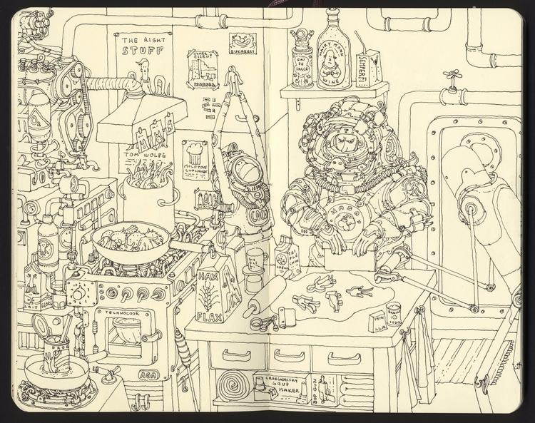 gingerbread man - mattiasadolfsson | ello