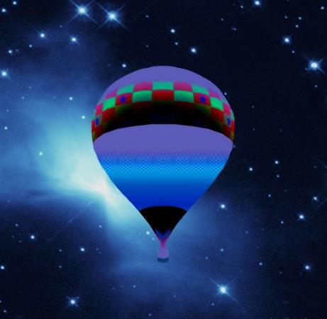 Ballooning Stars - monoshko | ello