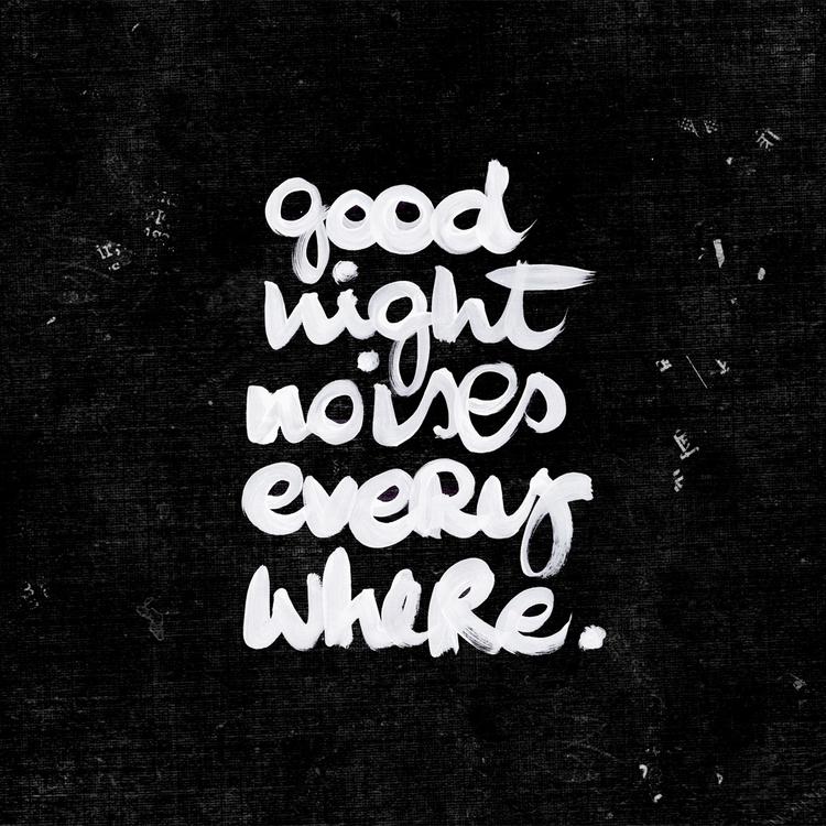 Goodnight stars air - brush, script - llanwafu | ello