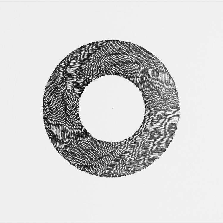 wip, blackandwhite, geometric - thelineguy | ello