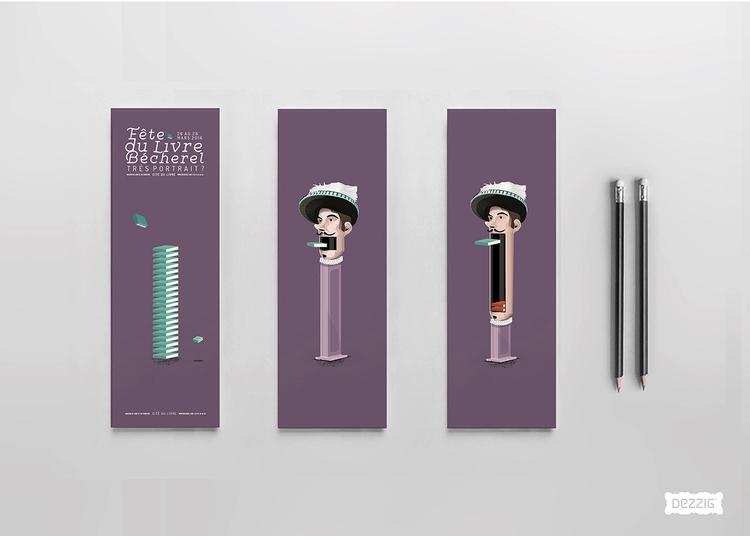 PEZ tribute Zig - bookmark, festival - dezzig | ello