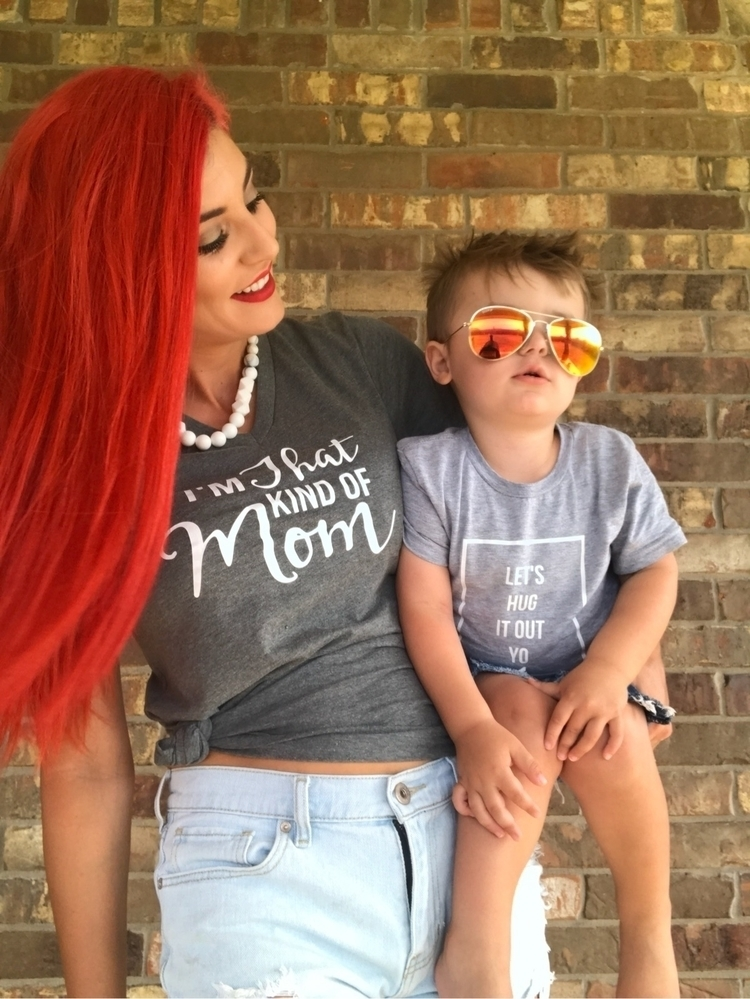 cool kid awesome mom rocking te - mattie2mase | ello