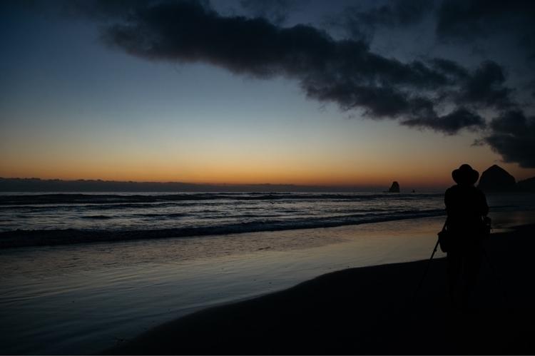 Cannon Beach - instagood, creative - hammelcamel | ello