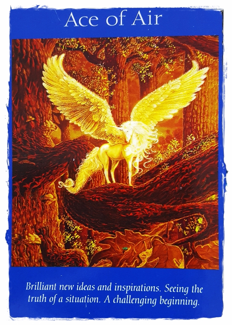 Angel Tarot ~ July 13 - NewIdeas - speedykitty | ello