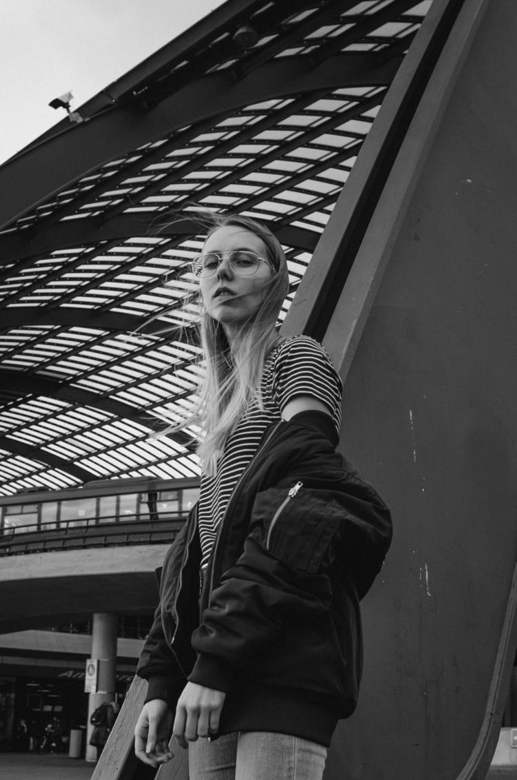 Joanne Interview - amsterdam, fashion - lola_noir | ello