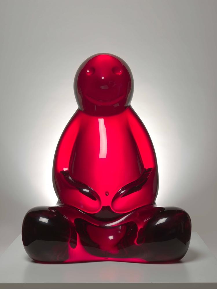 Buddha (2005) Mauro Perucchetti - mauroperucchetti | ello