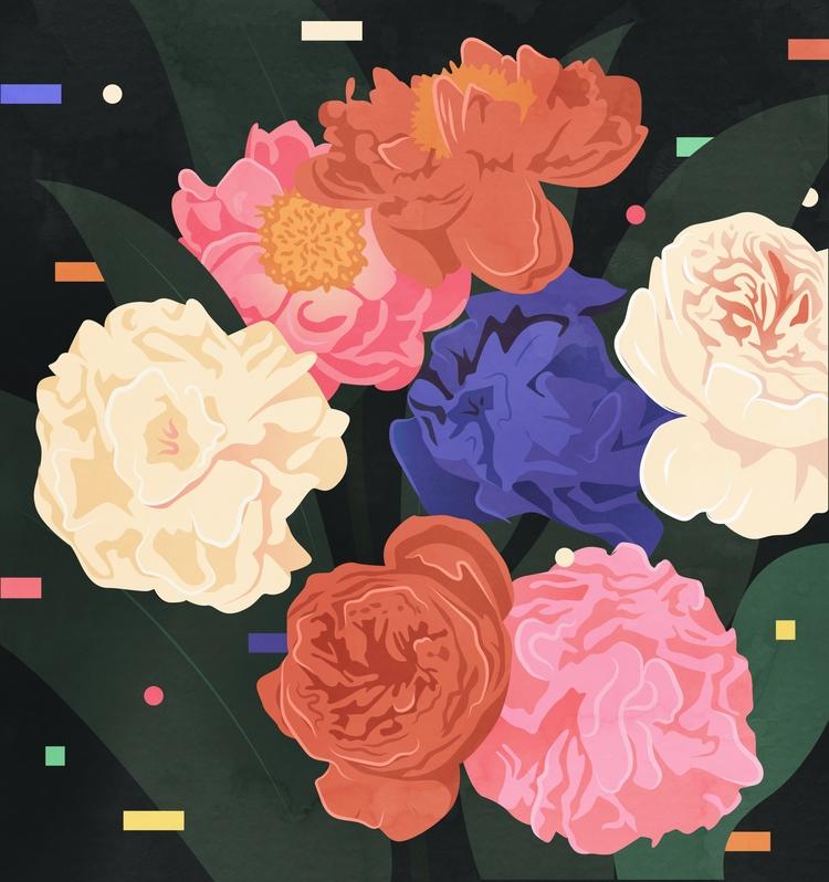 Floral - petraerikssonstudio | ello