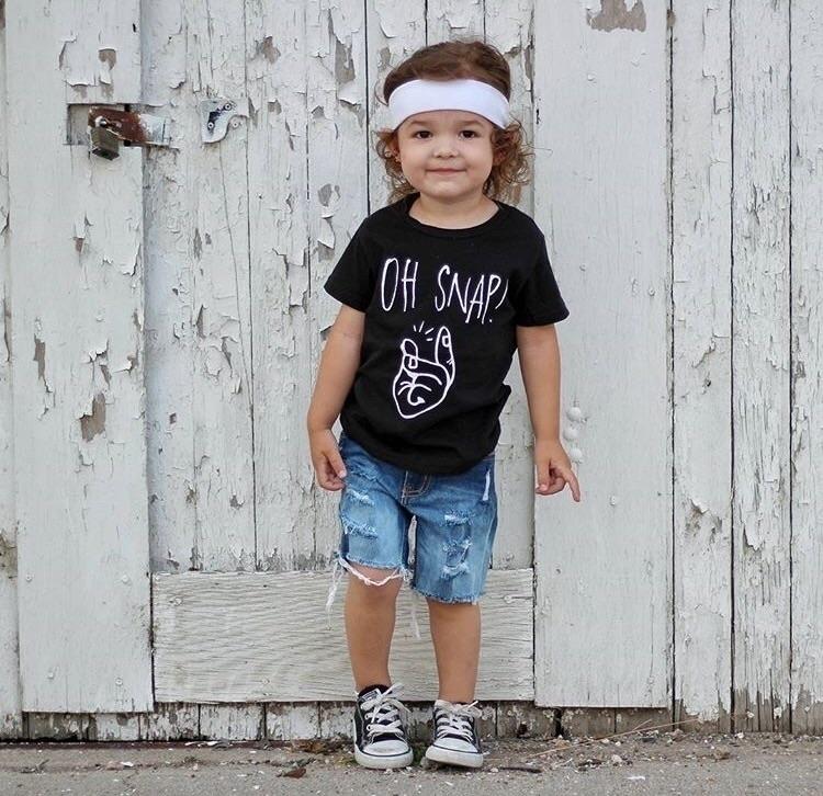 Snap!! stud + ombre shorts = he - crownedlaurel | ello
