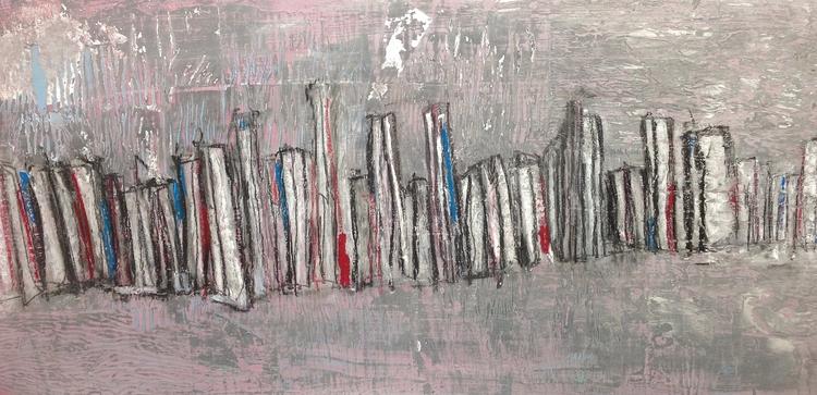 City/Sleep, 2015 (high) (long)  - jkalamarz | ello