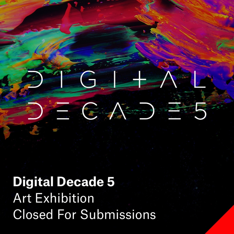 Digital Decade 5 — Submission D - elloartistinvites | ello