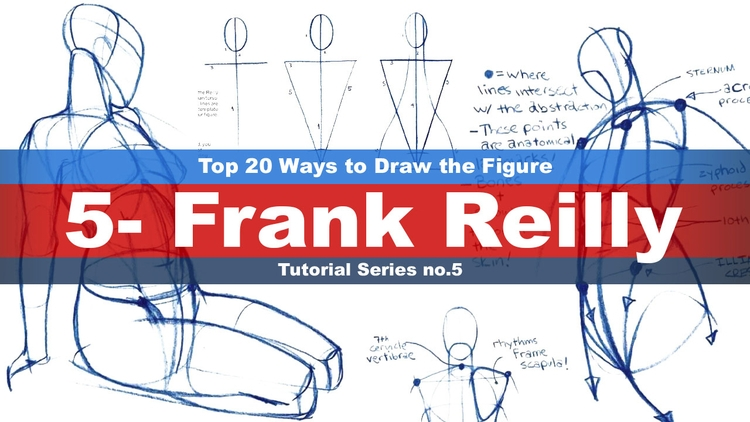 Top 20 Ways Draw Figure (5-Fran - rain_walker | ello