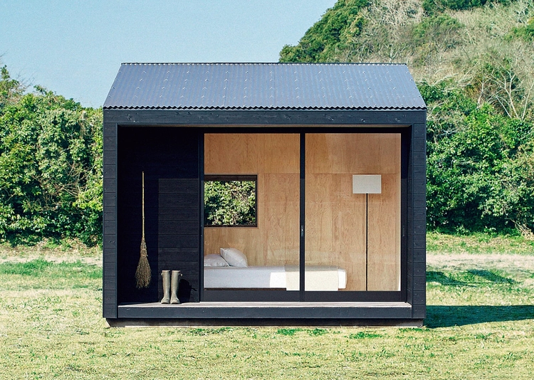 beautifully simple MUJI Hut imm - barenbrug | ello