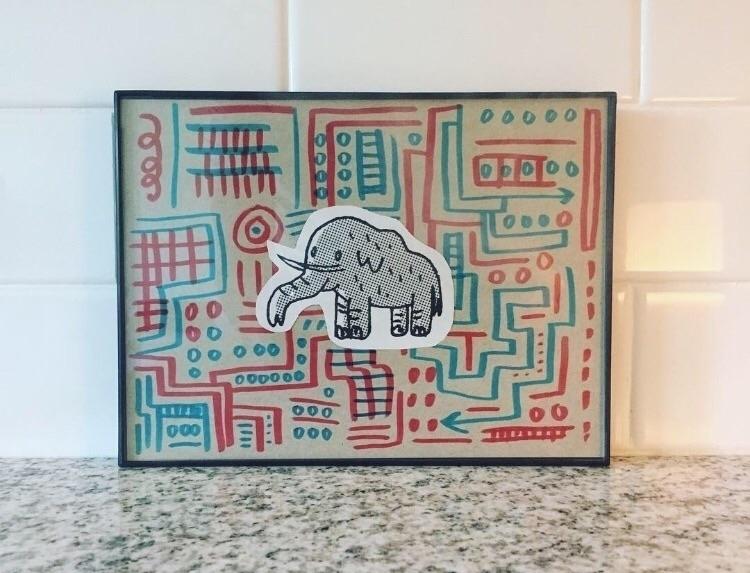 commission - Mammoth - pipcraighead | ello