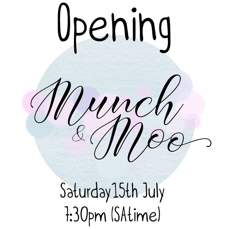opening tonight 7:30 - munch_and_moo | ello