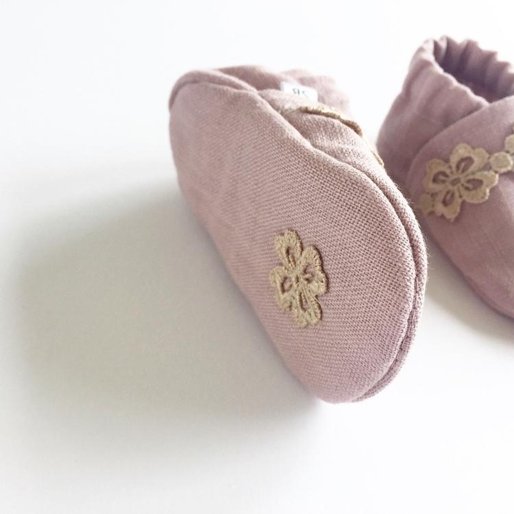 detail teeny tiny 'dusty pink l - sadie___baby | ello