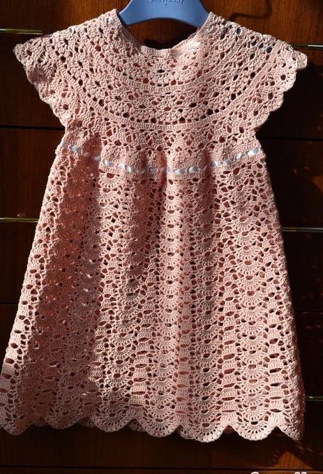 loved crochet dress, simple del - brunacrochet | ello