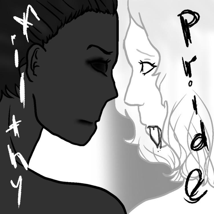 Art Social Filthy Pride - lunarequinox | ello