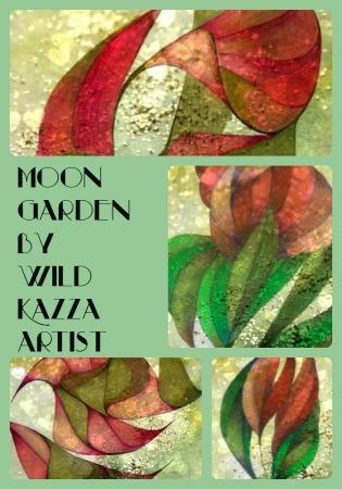 Moon Garden Dream Mood Wild Kaz - wild-kazza | ello