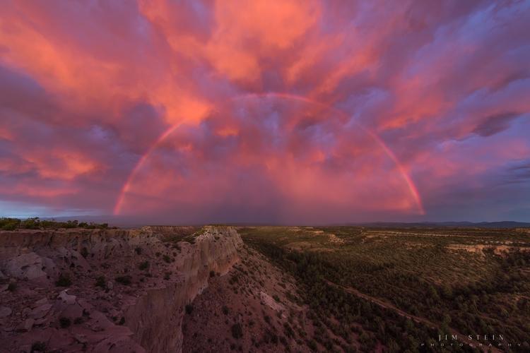 Mexico Sunset + Rainbow 11mm =  - jimstein | ello
