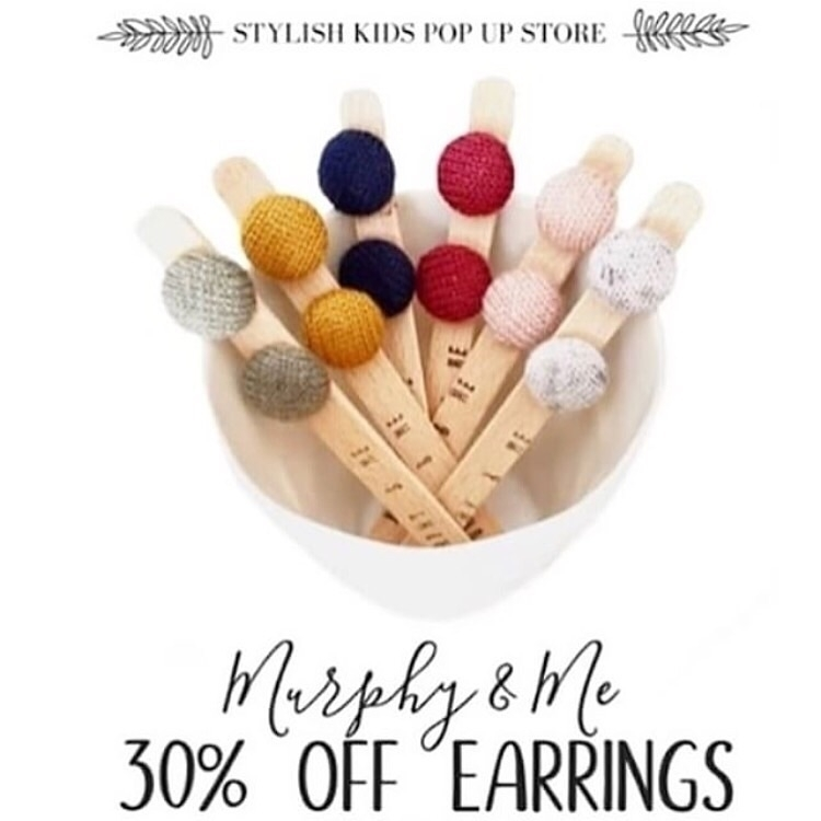 Sunday 30% EARRINGS!! Treat fav - murphy_and_me_handmade | ello