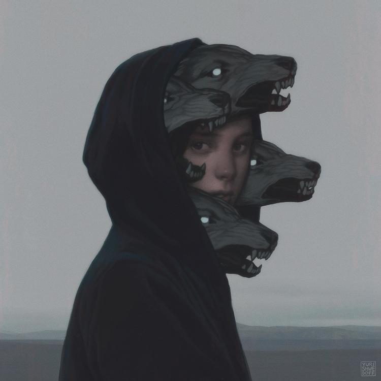 Holy shit. Amazing art Yuri Shw - kseniaanske | ello