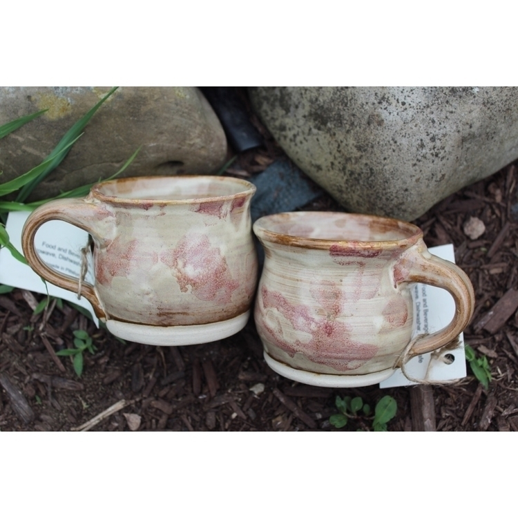 Hate sharing mug??? Shop duo Et - muddynature_pottery | ello
