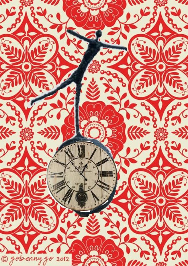 Time fly Mathieu Dubois Ello  - rainermaria | ello