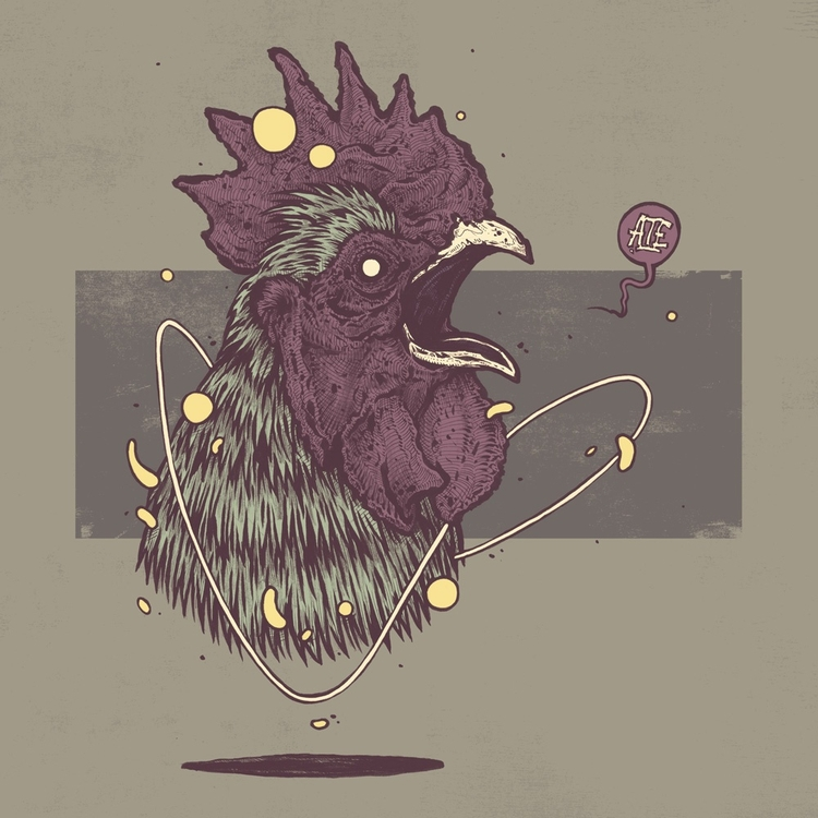 ate, esze, illustration, art - esze_ate | ello