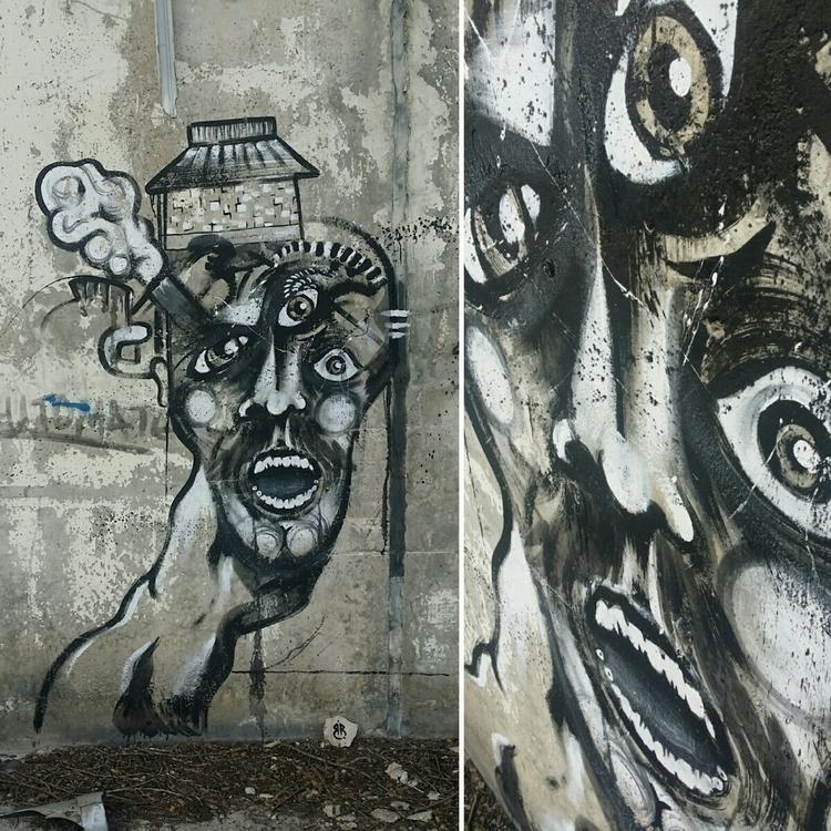 painting wall - Bevin, bevinrichardson - bevinrichardson | ello