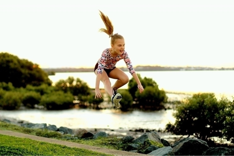 Ella loves jumps, high kicks, h - ratbag_stylin | ello