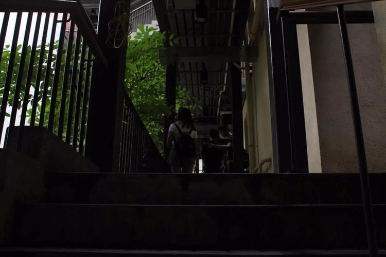 · perspective stairs - chelskieecruz | ello