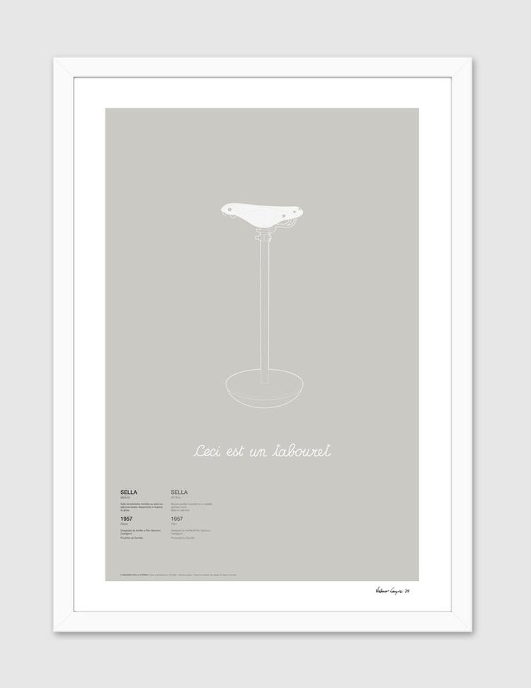 ID S02-05 / Sella Gray version  - itemlab_designstudio | ello