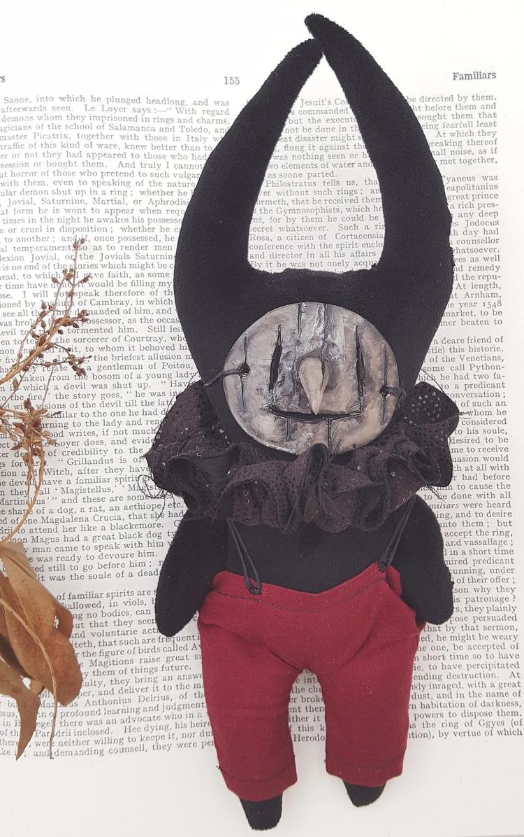 ello, jaunty pal mask - thebeastpeddler | ello