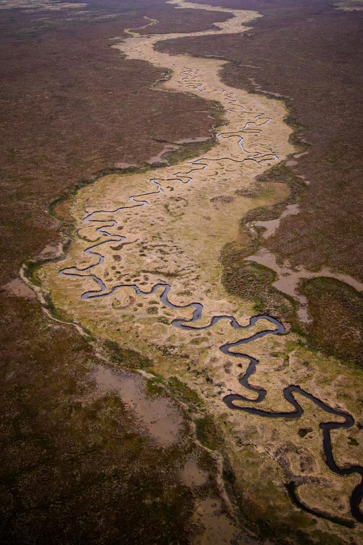 *Aleutian East River 2* beautif - tobyharriman | ello