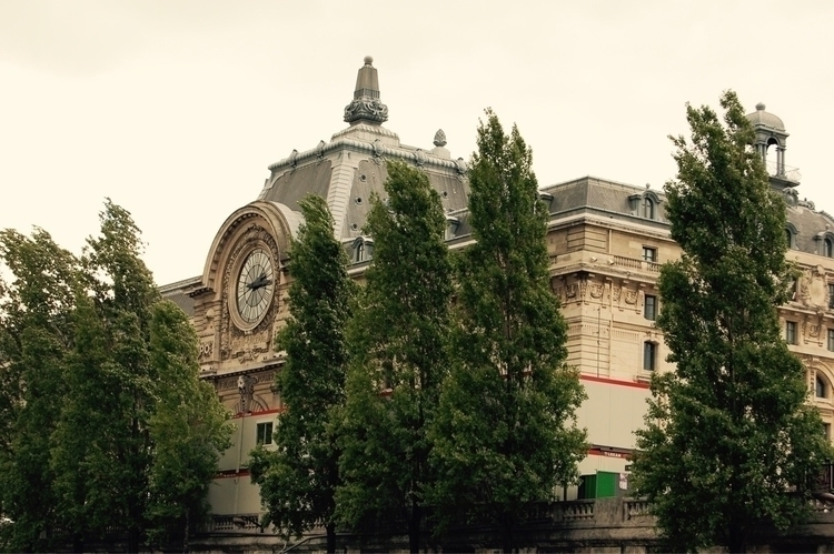 Musee Bateaux Mouches. train st - katemoriarty   ello
