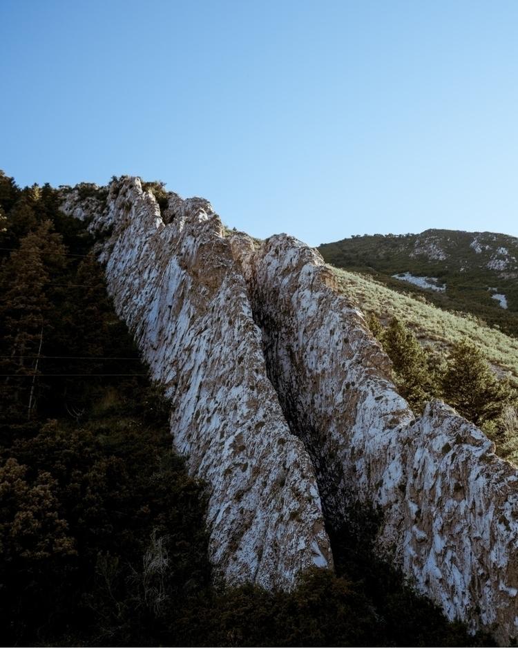 amazing earth sculpted time - devilsslide - trevorwert | ello
