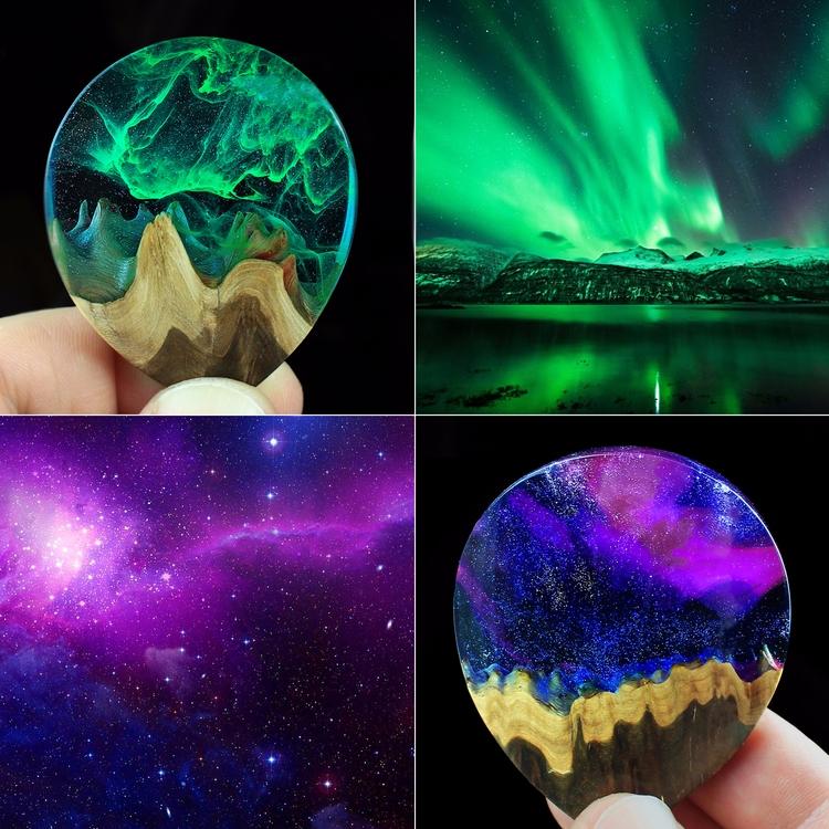favorite designs! Aurora boreal - woodallgood | ello