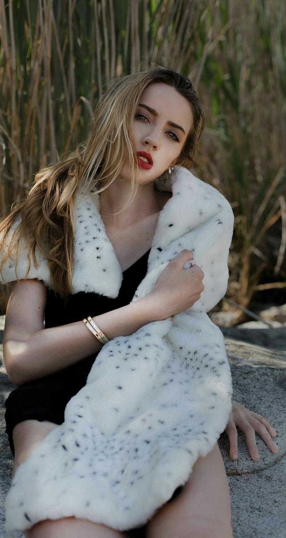 Beachside furs + swim - style, shooting - adam_wesley | ello
