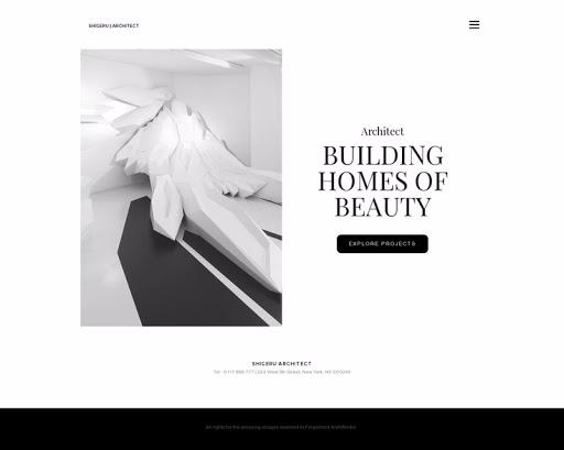 Panther Free DIY Website Builde - gopanther | ello
