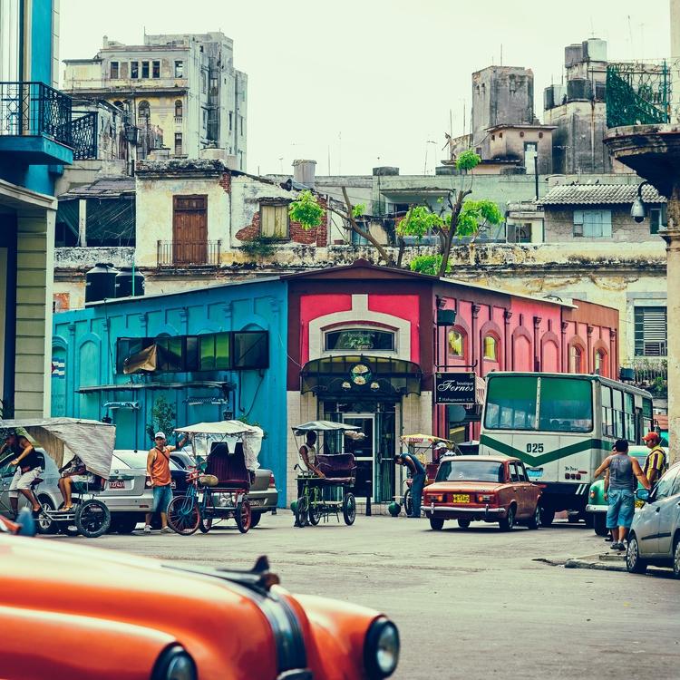 Havanna colors - Habana, Cuba - christofkessemeier | ello