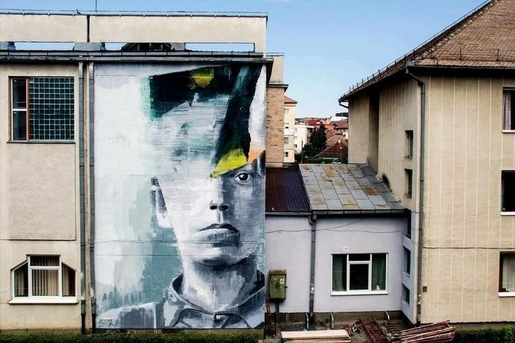Artist: Wasp Elder Sibiu Intern - streetartunitedstates | ello