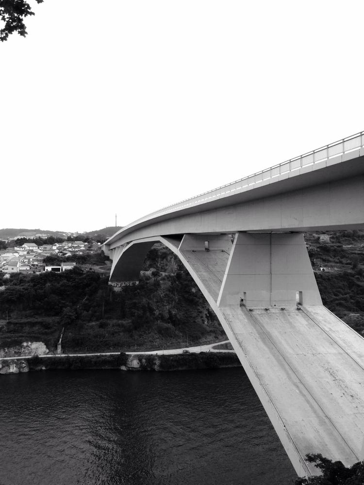 rivers, bridges. Infante bridge - pmbmendonca | ello