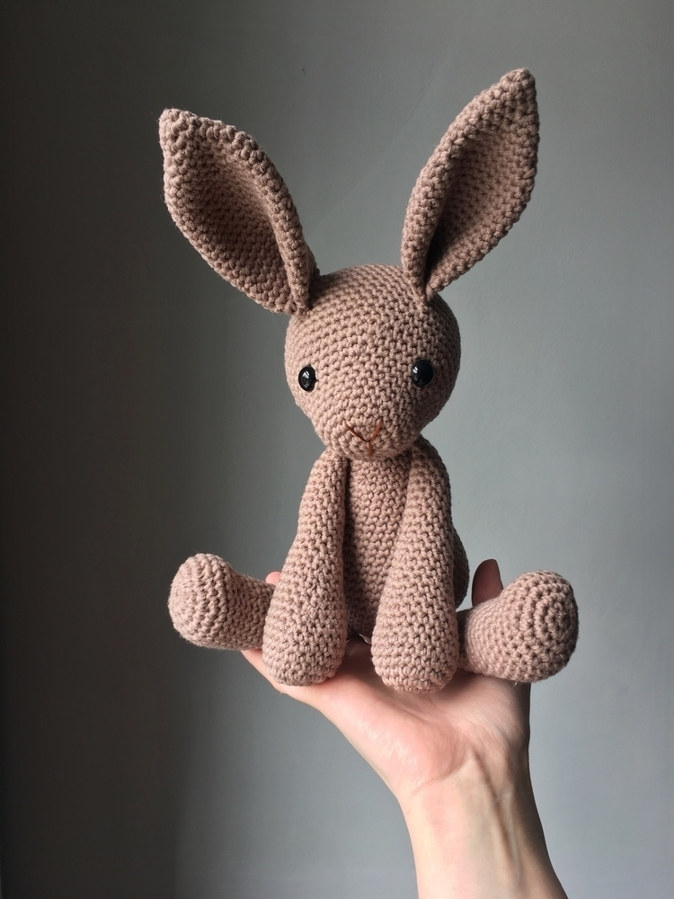 Basil Hare listed shop! crochet - thestitchtower | ello