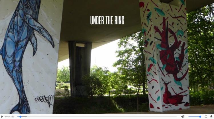 ring' short movie graffiti Brus - studio_zamenhof | ello