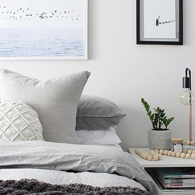 Goodnight  - bed, bedroom, interiors - _misskara | ello